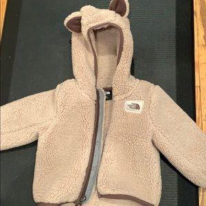 North face baby fleece NEVER WORN